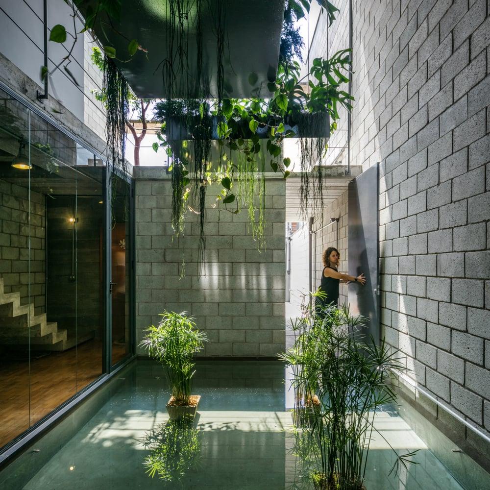 Ngôi nhà dài 30m - Happynest